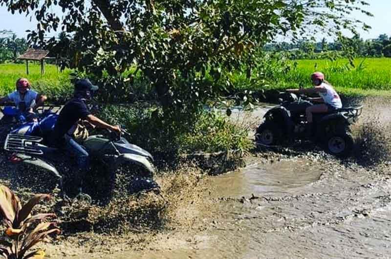 Kuber Bali Adventure Bali ATV Ride Peliatan Ubud